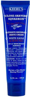 Kiehl's Ultimate Brushless White Eagle Shave Cream