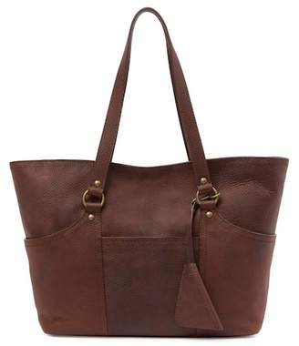 Lucky Brand Corey Leather Medium Tote