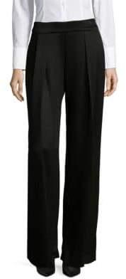 Carolina Herrera Basic Wide-Leg Pants