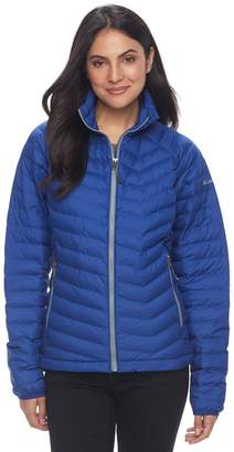 Columbia Women's Oyanta Trail Thermal Coil Puffer Jacket