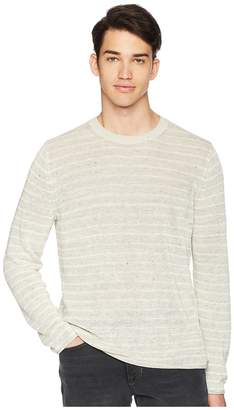 Vince Striped Crew Neck Men's Clothing