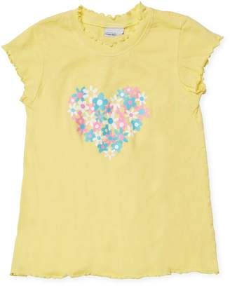 Flap Happy Purl Cotton Graphic Tee