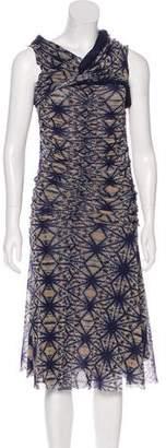 Jean Paul Gaultier Soleil Lace Batike Dress