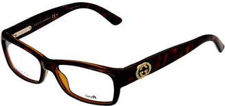 Gucci Smoke X Mirrors Women's 49Mm Sunglasses
