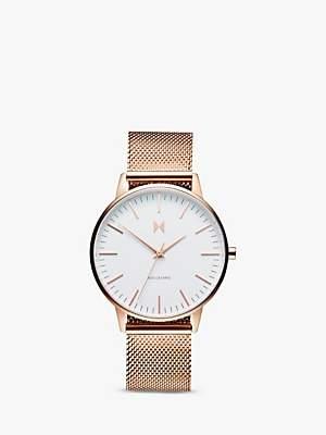 MVMT Women's Boulevard Mesh Bracelet Strap Watch