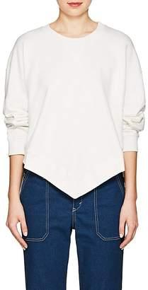 MM6 MAISON MARGIELA Women's Oversized Cotton Terry Sweatshirt