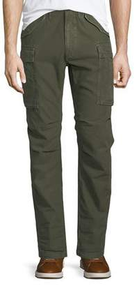 Frame Army Straight-Leg Cargo Pants