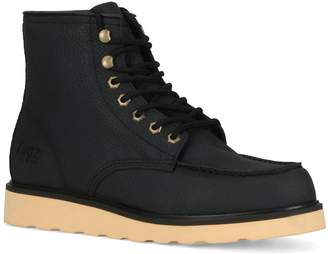 Lugz Prospect Men's Leather Work Boots