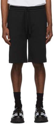 Valentino Black Rockstud Shorts