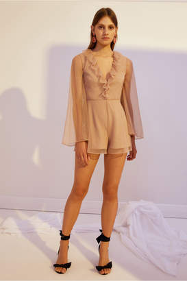 Keepsake SERENE PLAYSUIT gold