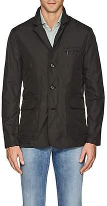 Moorer Men's Ghiberti Tech-Twill Layering Jacket