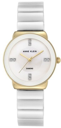Women's Anne Klein Bracelet Watch, 32Mm $125 thestylecure.com