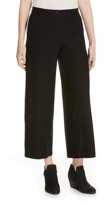 Eileen Fisher High Waist Ankle Pants