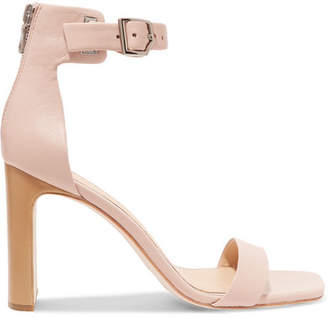 Rag & Bone Ellis Leather Sandals - Neutral