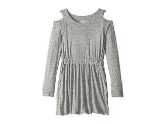 Splendid Littles Cold Shoulder Dress (Big Kids)