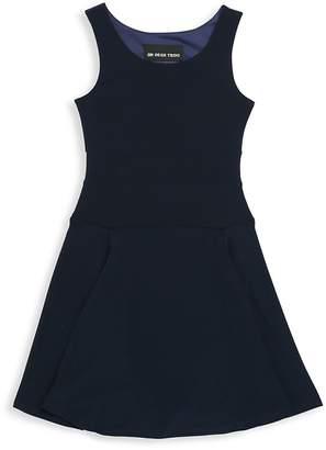 Un Deux Trois Girl's Fit-&-Flare Dress