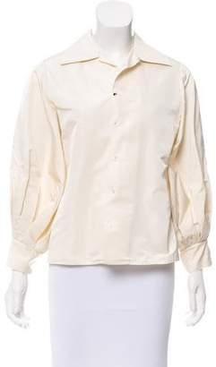 Ralph Lauren Black Label Long Sleeve Button-Up Top w/ Tags