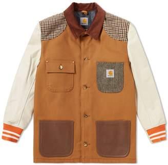 Junya Watanabe x Carhartt Varsity Work Jacket