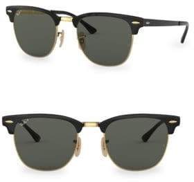 Ray-Ban 51MM Black Clubmaster Classic