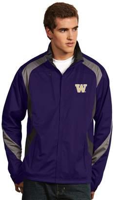 Antigua Men's Washington Huskies Tempest Desert Dry Xtra-Lite Performance Jacket
