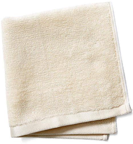 Silk Terry Washcloth - Natural