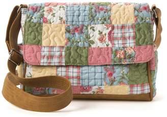 Donna Sharp Pauline Patchwork Crossbody Bag
