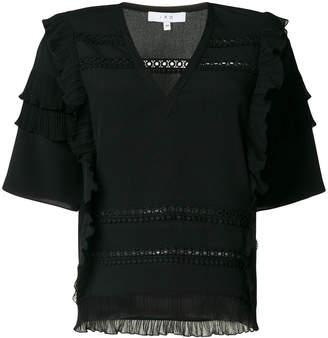 IRO Cauland short-sleeved top