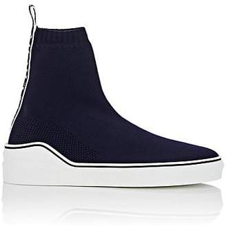Givenchy Men's George V Knit Sneakers - Navy