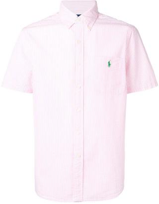 Polo Ralph Lauren button down striped shirt