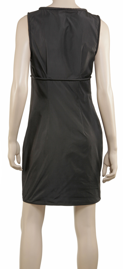 Max Studio Taffeta Shift Dress