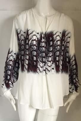 Fifteen-Twenty Fifteen Twenty Feather Print Shirt