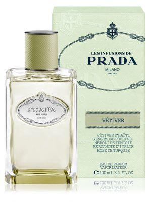 pradaPrada Les Infusions Vetiver Eau de Parfum/3.4 oz.