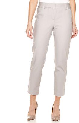 LIZ CLAIBORNE Liz Claiborne Classic Emma Ankle Pants - Tall $48 thestylecure.com