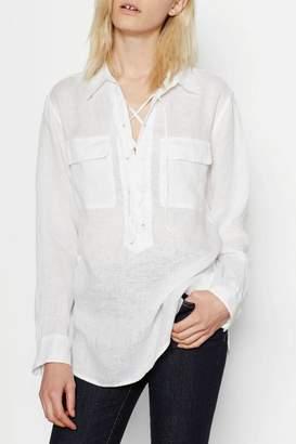 Equipment Knox Linen Shirt
