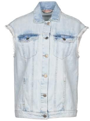 Kontatto Denim outerwear - Item 42661578KI