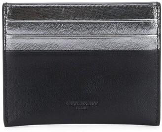 Givenchy embossed card holder