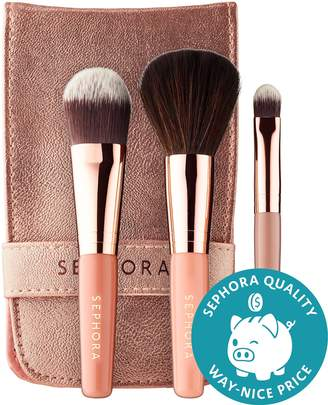 Sephora Ready in 5 Face Brush Set