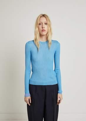 Acne Studios Spitak Lingerie Knit Top