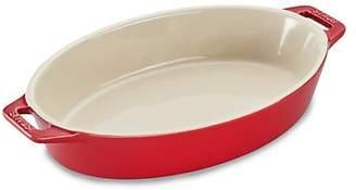 Staub Oval Ceramic Baking Dish