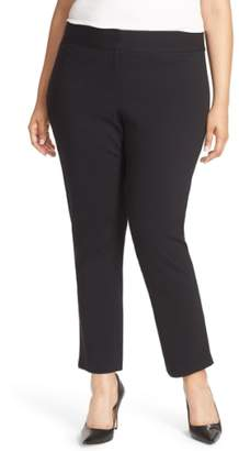 Vince Camuto Front Zip Slim Ankle Pants