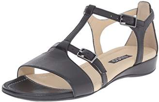 Ecco Footwear Womens Women's Bouillon T-Strap Sandal Dress Sandal