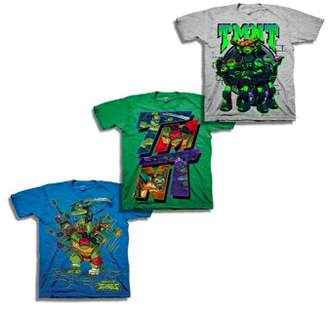 37a49b8038a Teenage Mutant Ninja Turtles Short Sleeve Graphic Tee