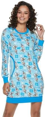 Disney Juniors' Frozen Olaf Sleepshirt