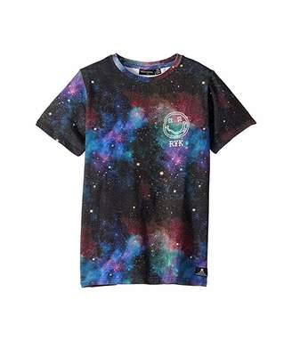Rock Your Baby Intergalactic Short Sleeve T-Shirt (Toddler/Little Kids/Big Kids)