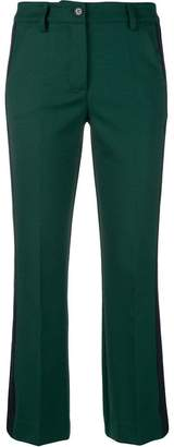 P.A.R.O.S.H. cropped tailored trousers