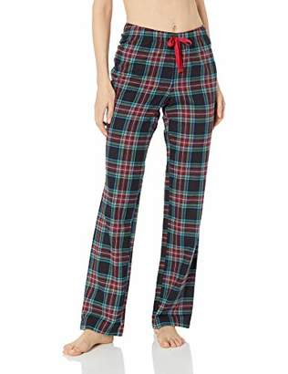 Amazon Essentials Women's Standard Flannel Pajama Pant