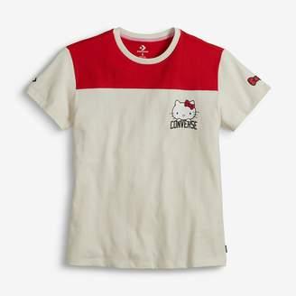 Converse x Hello Kitty Womens Football T-Shirt