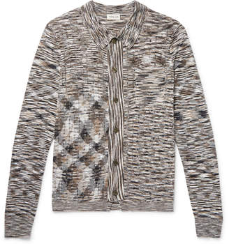 You As - Willem Space-Dyed Cotton Cardigan