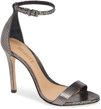 Schutz Cadey Lee Ankle Strap Sandal