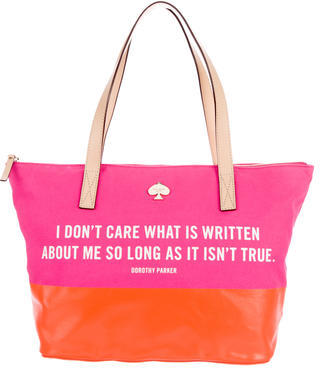 Kate SpadeKate Spade New York Call To Action Tote